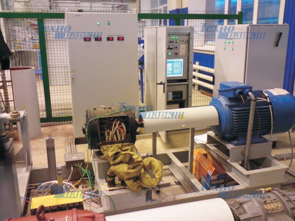 что бывает стенд испытания подвагонных генераторов Как эти